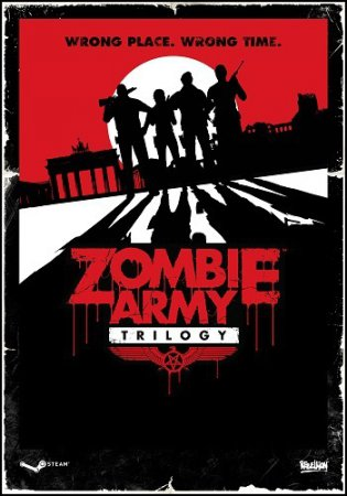 Zombie Army: Trilogy (2015) торрент экшен