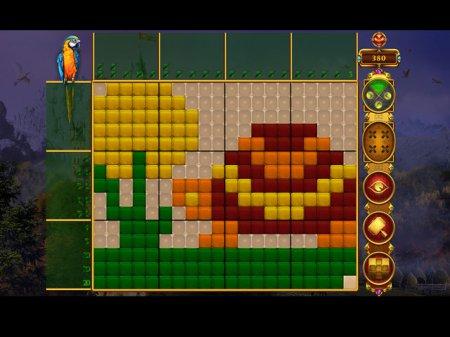 Радужная Мозаика: Цветущий Сад / Rainbow Mosaics 3: Blooming Garden (2016) игры торрент