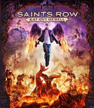 Saints Row: Gat out of Hell (2015) экшены на пк
