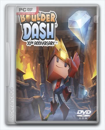 Boulder Dash - 30th Anniversary (2016) игры аркады
