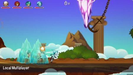 Running Gods (2016) игры аркады