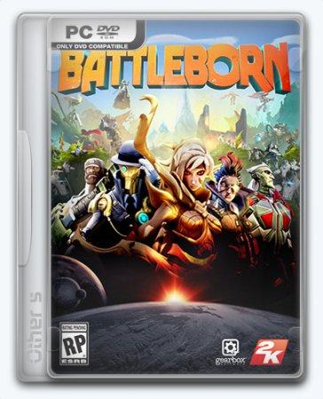 Battleborn (2016) торрент экшен