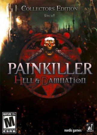 Painkiller: Hell & Damnation - Collector's Edition (2012) торрент экшен