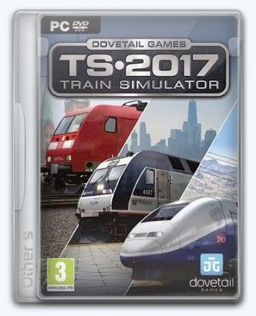 Train Simulator 2017 Pioneers Edition  (2016) скачать симулятор