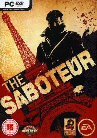 The Saboteur (2009) экшен скачать торрент
