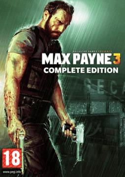 Max Payne 3: Complete Edition (2012) скачать торрент экшен