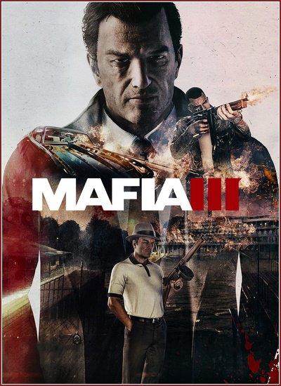 Мафия 3 / Mafia III - Digital Deluxe Edition (2016) скачать торрент экшен
