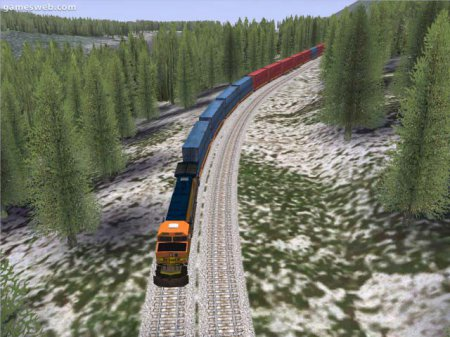 Microsoft Train Simulator GRAND PACK (2001) PC