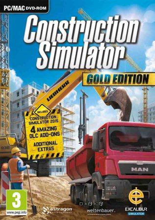 Construction Simulator 2015: Gold Edition (2014) PC