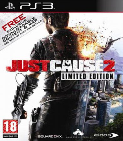 Just Cause 2: Complete Edition (2010) PC