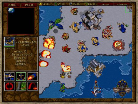 Warcraft 2 Battle.net Edition (1999) PC