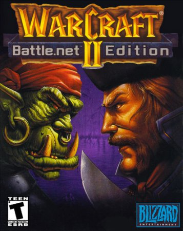 Warcraft 2 Battle.net Edition (1999) PC