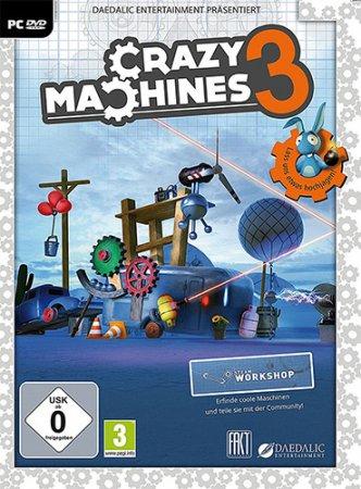 Crazy Machines 3 (2016) PC
