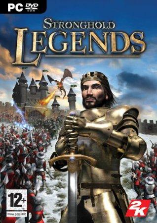 Stronghold Legends: Steam Edition (2009) PC стратегии через торрент