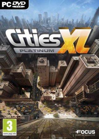 Cities XXL (2015) PC стратегии скачать торрент