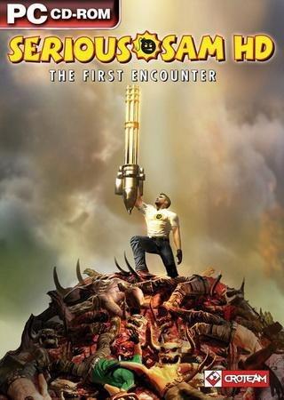 Крутой Сэм HD / Serious Sam HD: The First Encounter + Second Encounter (2009) PC | Лицензия экшен скачать торрент