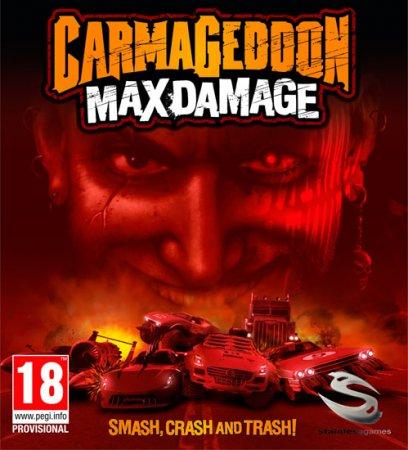 Carmageddon: Max Damage (2016) PC игры гонки скачать торрент