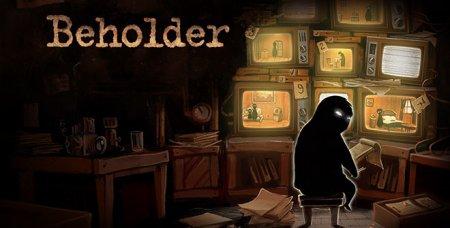 Beholder (2016) PC приключения скачать торрент