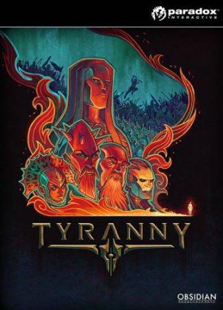 Tyranny: Gold Edition(2016) PC приключения скачать торрент