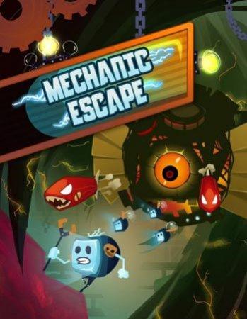 Mechanic Escape (2014) PC аркады на пк