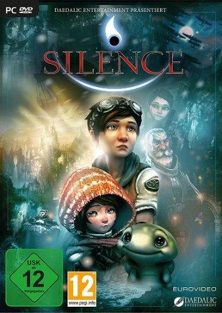 Silence: The Whispered World 2 (2016) PC приключения через торрент