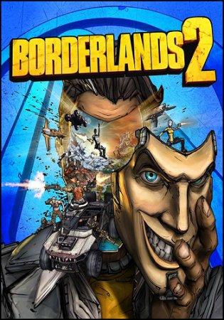 Borderlands 2 (2012) PC экшен скачать торрент