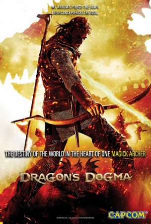 Dragon's Dogma: Dark Arisen (2016) PC скачать рпг через торрент