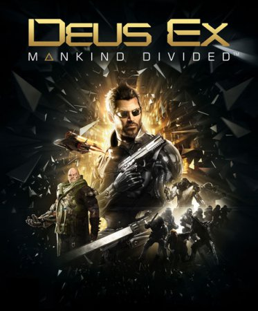 Deus Ex: Mankind Divided - Digital Deluxe Edition (2016) PC экшен скачать торрент