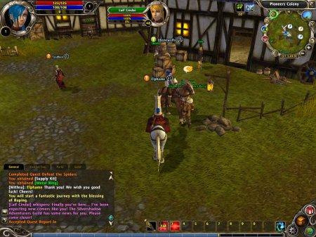 Runes of Magic (2009) PC | Online-only рпг на пк