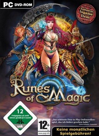 Runes of Magic (2009) PC