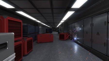 Alone In Space (2016) PC скачать приключения через торрент
