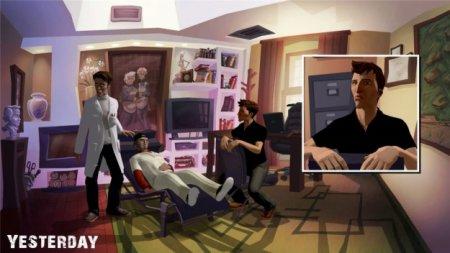 Yesterday: Печать Люцифера (2012) PC скачать приключения через торрент