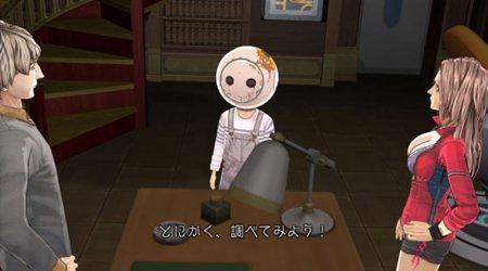 Zero Escape: Zero Time Dilemma (2016) PC скачать приключения через торрент