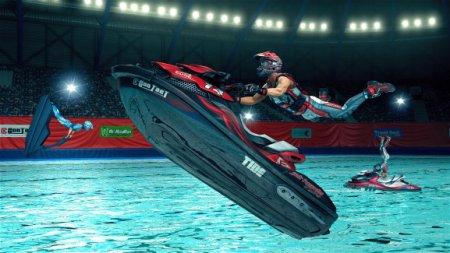 Aqua Moto Racing Utopia (2016) PC экшен скачать торрент