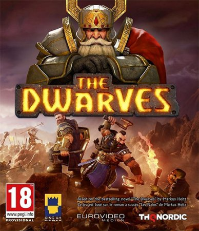 The Dwarves: Digital Deluxe Edition (2016) PC рпг скачать торрент