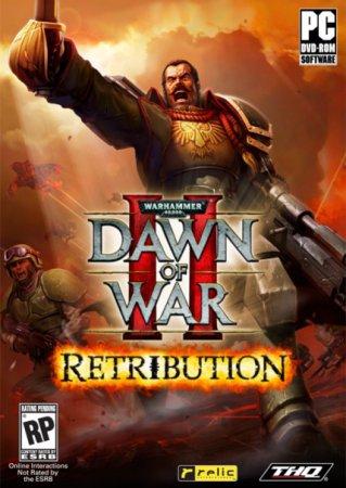Warhammer 40,000: Dawn of War II: Retribution (2011) PC стратегии скачать через торрент
