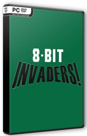 8-Bit Invaders (2016) PC стратегии скачать через торрент