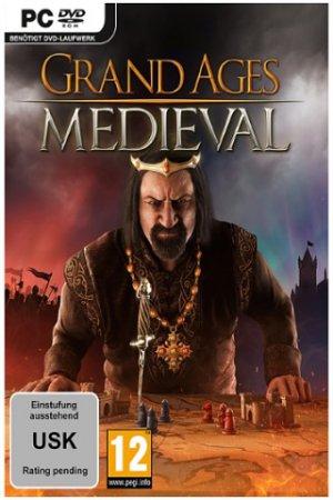 Grand Ages: Mediеval (2015) PC стратегии скачать торрент