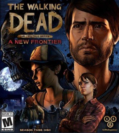 Торрент приключение The Walking Dead: A New Frontier - Episode 1-5 (2016)