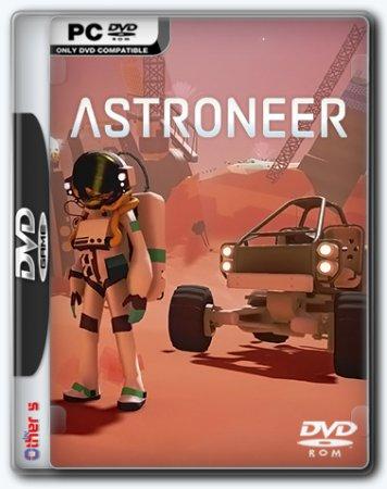 Astroneer (2016) PC через торрент | Repack
