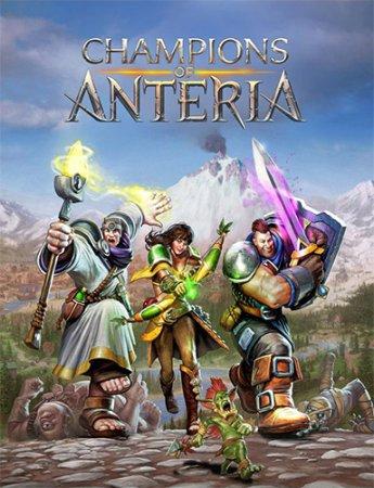 Champions of Anteria (2016) торрент стратегии | RePack