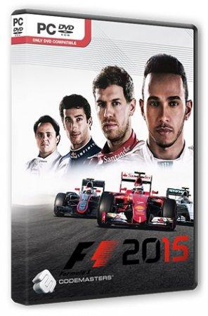 F1 2015 (2015) гонки торрент
