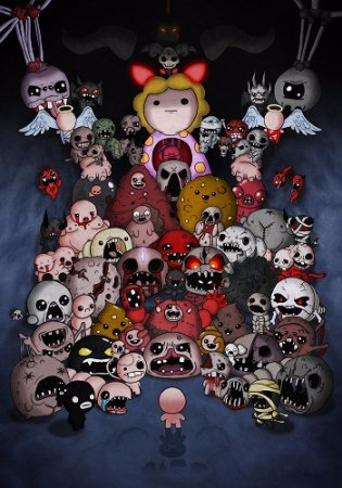The Binding of Isaac: Rebirth Complete Bundle  (2014) торрент| Steam-Rip