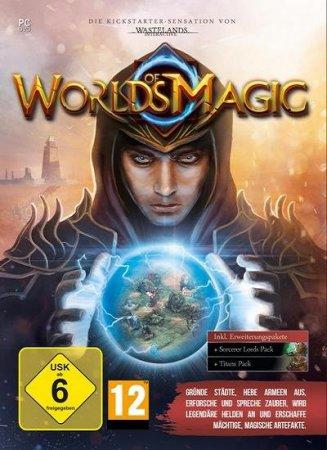 Worlds of Magic (2015) скачать стратегии через торент