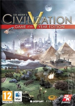 Sid Meier's Civilization V: The Complete Edition (2013) PC | RePack