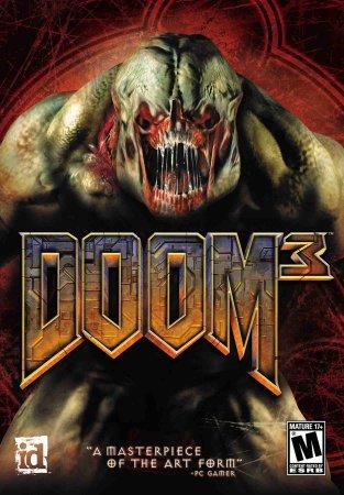 Doom 3 (2004) экшен скачать торрент