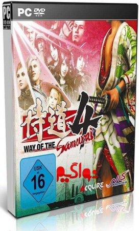 Way of the Samurai 4 (2015) через торрент
