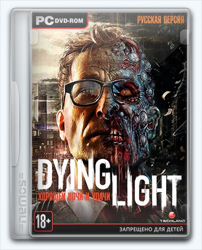 Dying light ultimate edition (v1. 6. 2 + dlc) repack 2015 pc.