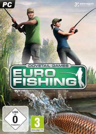 Euro Fishing : Urban Edition (2015) торрент симулятор | RePack