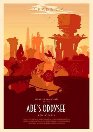 Oddworld: New 'n' Tasty (2015) экшен скачать торрент